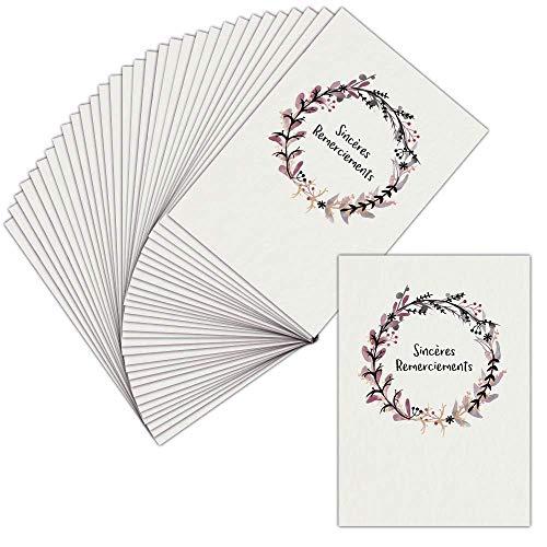 Top 8 Cartes de Remerciements Décès - Cartes postales - Handels